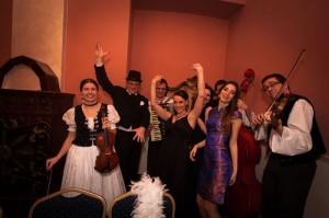 Ples Staškovských novín a SRJK 2014